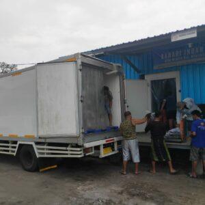Dukung UMKM Pemindangan Pasuruan, KKP Serahkan Cold Storage 50 Ton