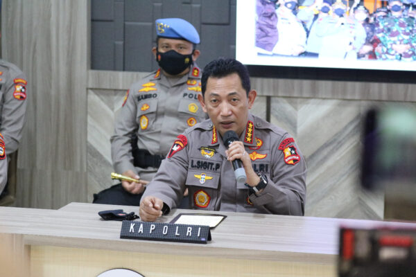 Pasca Bom Bunuh Diri, Polri Amankan Lima Bom Aktif dan Tangkap 13 Terduga Teroris di Jakarta-Makassar-NTB