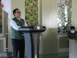 Komitmen Pemerintahan Bersih, di Hadapan KPK, Bupati Pamekasan Tegas Tolak KKN