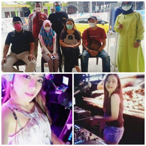 Jalani Vaksinasi, DJ Rere : Tidak Sakit dan Tidak Pusing, Saya Baik-baik Saja