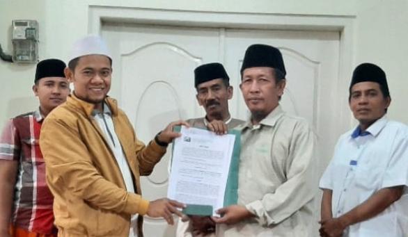 Ketua Panitia Pilkades Karduluk Akan Pidanakan Ketua Umum KAMPPDK Pekan Depan