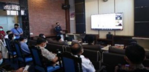 Pemkab Sampang Raih Predikat KLA Pratama 2021