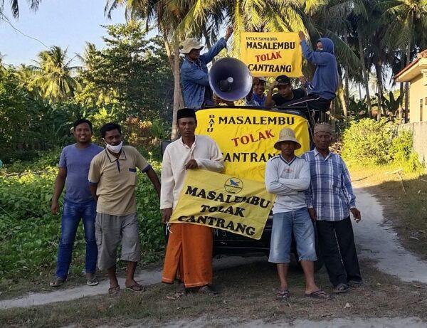 Cantrang Masih Bekerja, Nelayan Masalembu Kembali Memanas