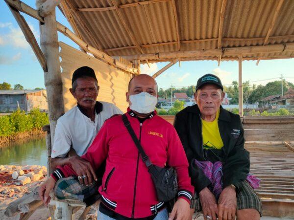 Sungguh Tangguh, Kakek 90 Tahun di Pulau Kangean Jadi Seorang Pelayar