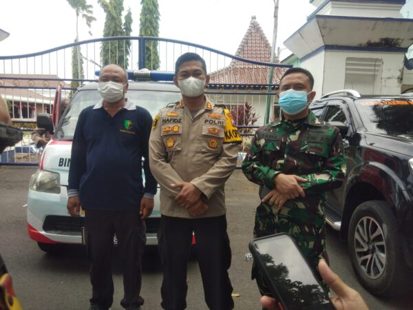 Polres Sampang Launching Gerai Vaksin Presisi Keliling