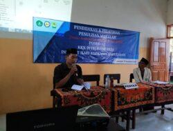 Gandeng Siswa SMK Al-Itqan, Mahasiswa Instika Gelar Diklat Penulisan Makalah