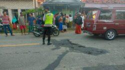 Pemuda di Sumenep Tewas Setelah Dihantam Truk