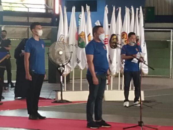 Bupati Sampang Buka Puslatkab dan Lepas Atlet PON XX