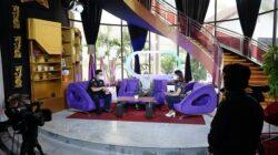 Bersama Pemkab Pamekasan, Bea Cukai Madura Gandeng Stasiun Televisi Lokal Sampaikan Pemanfaatan DBHCHT