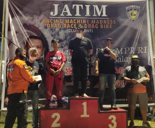 Faisal, Alias Ichal Hokage, Joki Mungil asal Sumenep Juara Lagi Nih.!!