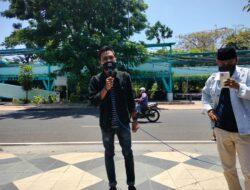 Diduga Banyak Penyelewengan Uang Negara, Gelora Jatim Demo Dinas Pendidikan Jawa Timur