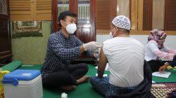 Upaya Wujudkan Kekebalan Komunal, Polres Sampang Gandeng Kiai Muda