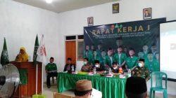PAC GP. Ansor Kecamatan Sapeken Gelar Rapat Kerja