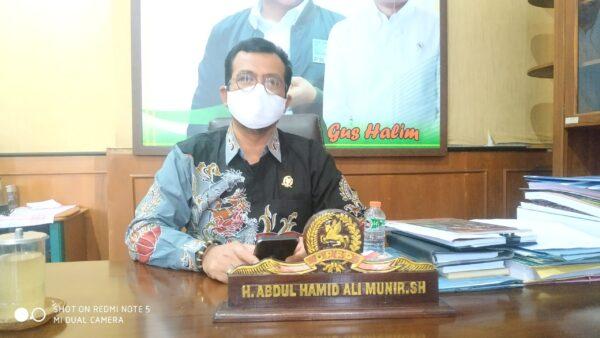 Tegas, Wacana Pajak Pendidikan Ditolak Ketua DPRD Sumenep