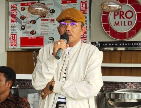 H. Kamil Kecewa Polres Pamekasan Tidak Adil
