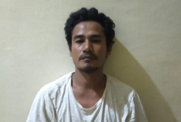 Gunakan Narkoba, Warga Desa Tanjung Kiaok Dibekuk Polsek Sapeken