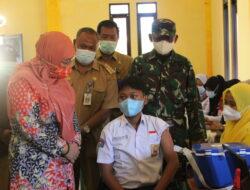 Ikhtiar Pandemi Covid-19 Segera Berakhir: Peserta Didik Ikuti Vaksinasi
