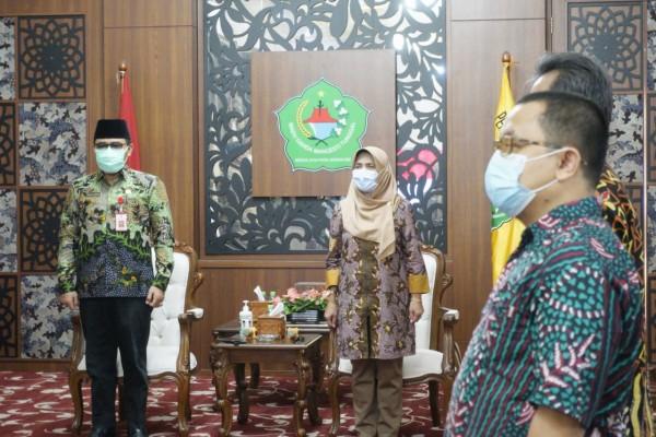 Penghargaan Kabupaten Layak Anak Tahun 2021 Kembali Diraih Pamekasan